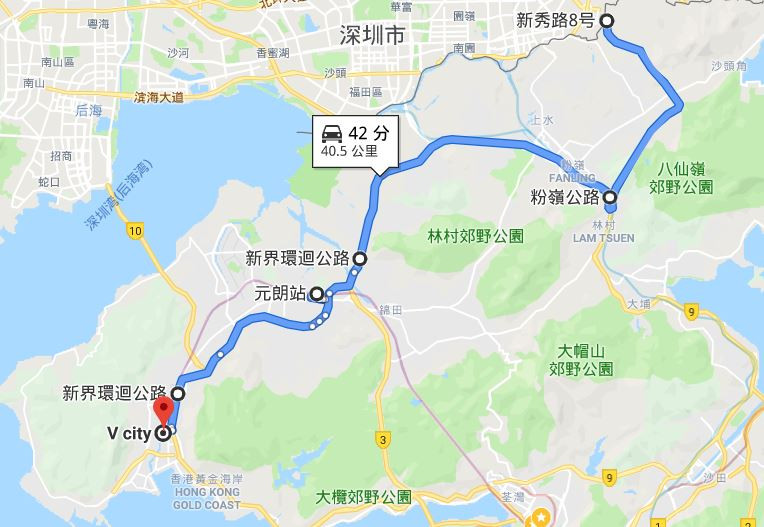 gsm�:h�y�+�.�9.b9�#��'_香園圍口岸新線B7B8B9路線,站位同收費-第2頁-香港巴士討論